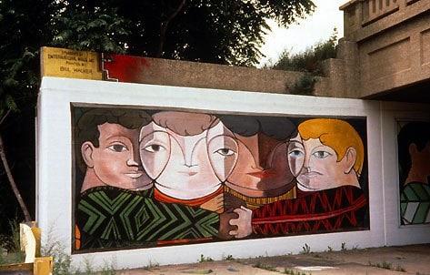 Hyde Park Children's Mural