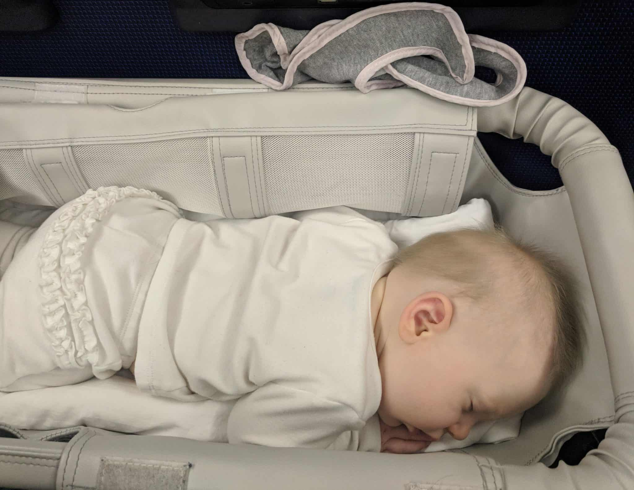 Baby on the Plane | 5 Tips for an Easier International Flight with Your Baby