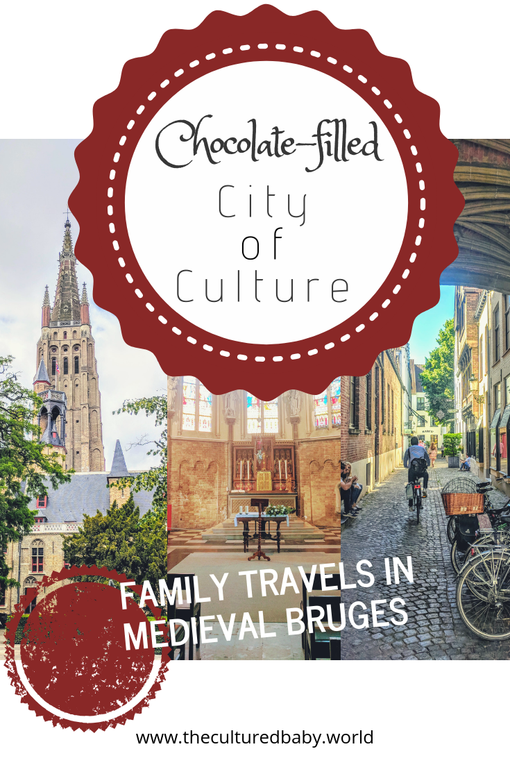 Chocolate-filled City of Culture: Family Travels in Bruges, Belgium