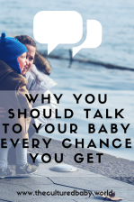 Why You Should Talk to Your Baby Every Chance You Get