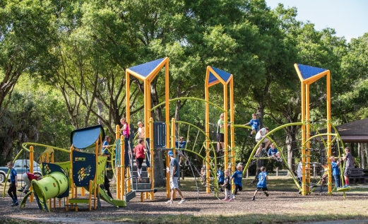 Howarth Park in Santa Rosa, CA