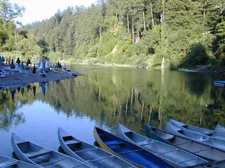 Burke's Canoes