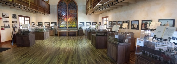 California Missions Museum at Cline Cellars