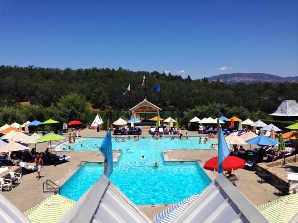 Coppola Winery Pool