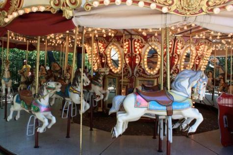 Carousel at Howarth Park