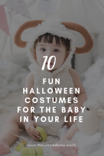 Halloween Costumes | 10 Fun Halloween Costumes for the Baby in Your Life