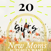 20 Gifts New Moms Actually Want (But Won't Ask For)