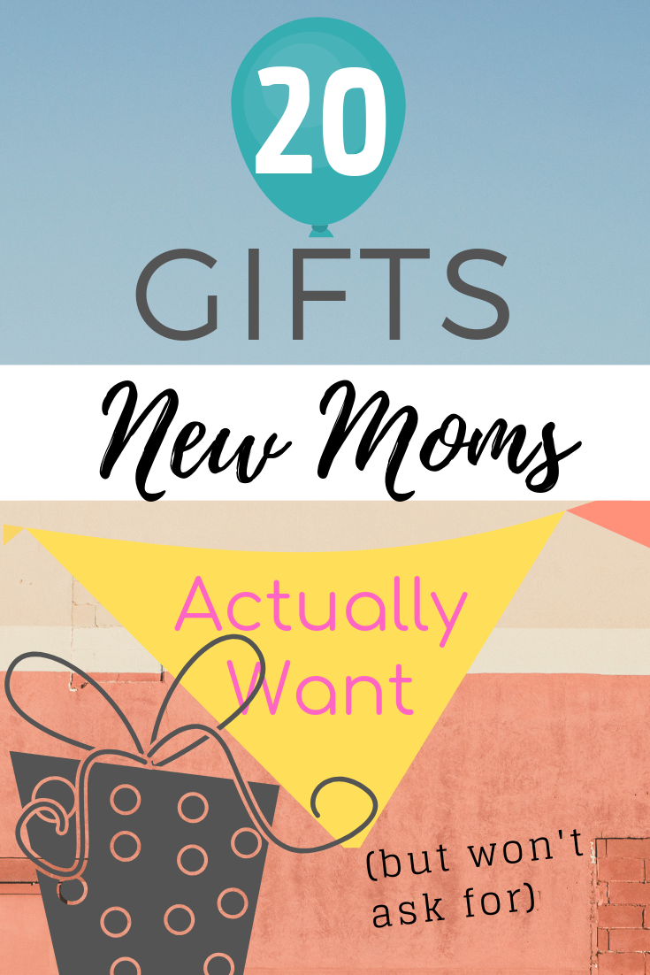 20 Gifts Every New Mom Wants (But Doesn't Ask For)