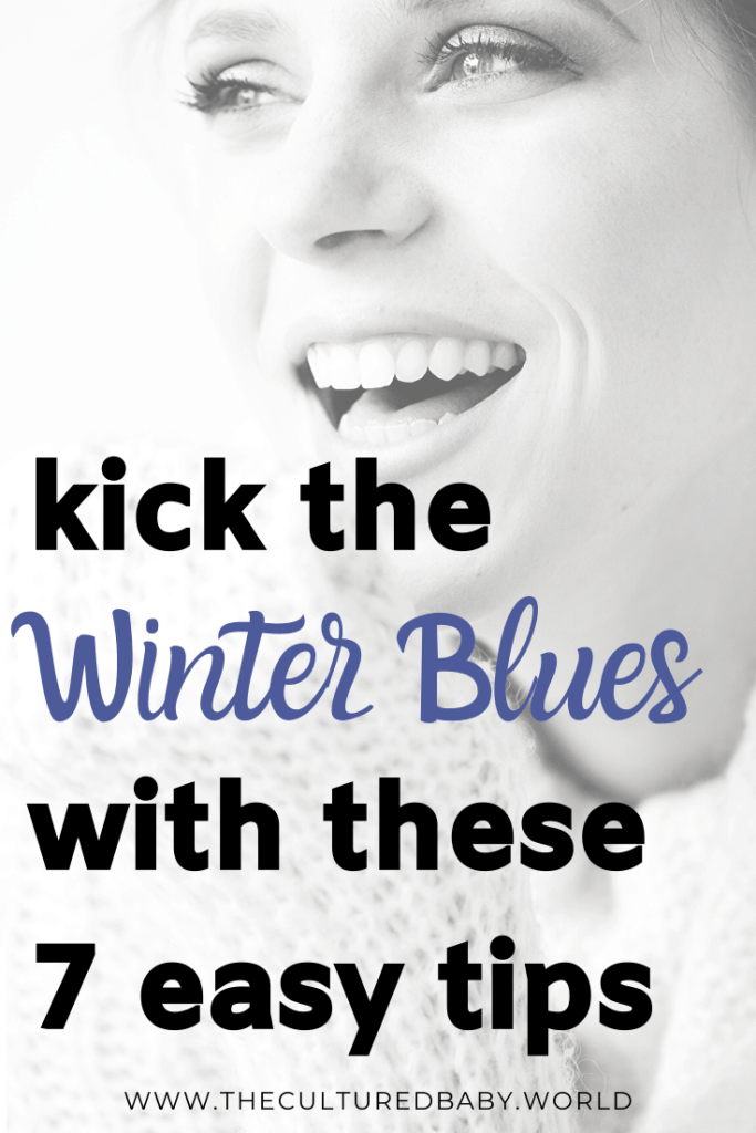 How to Prevent Winter Depression From Sinking In