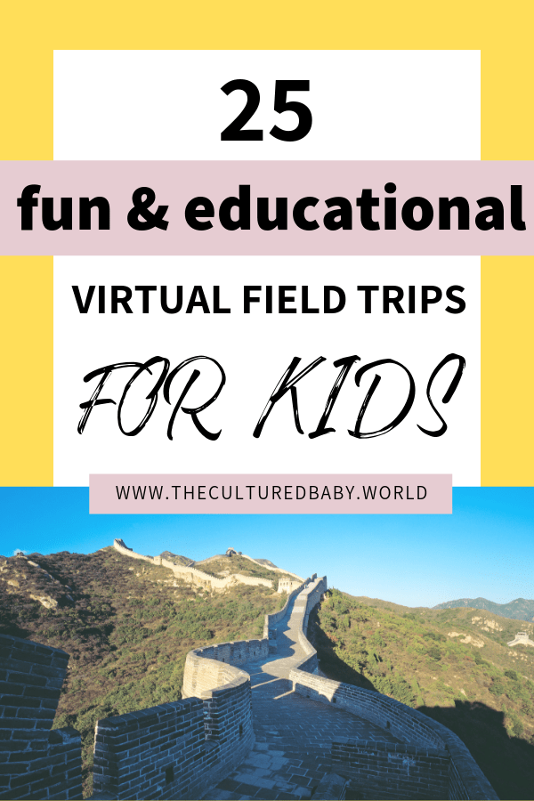 the great wall of china virtual field trip