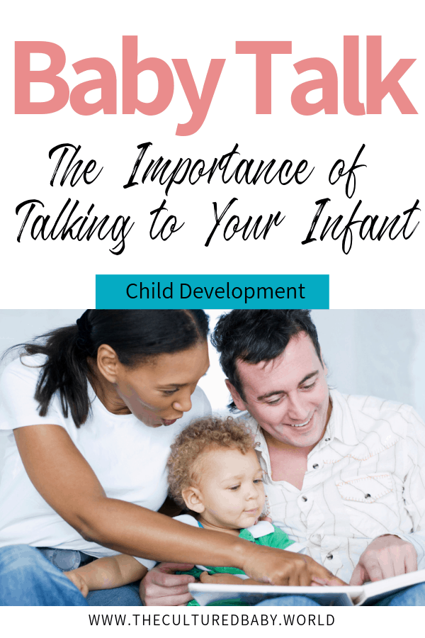 Baby Talk: The Importance of Talking to Your Infant - Parents Reading to their Baby