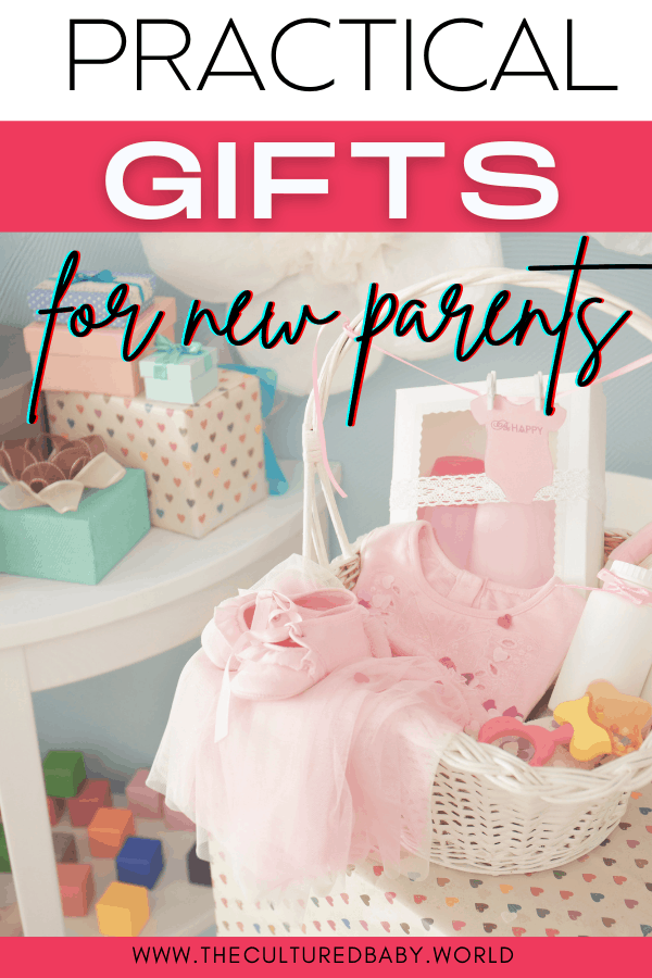 Practical gifts for new parents