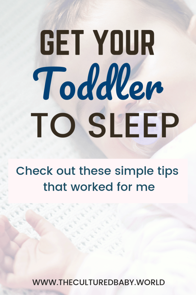How to Get Your Toddler to Sleep Through the Night (So You Can Too) | Baby sleeping in crib