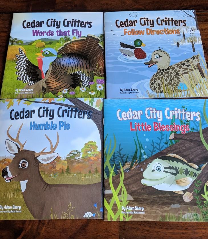 Children's Books with Good Morals | Cedar City Critters